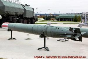 Торпеда 53-65К в парке Патриот
