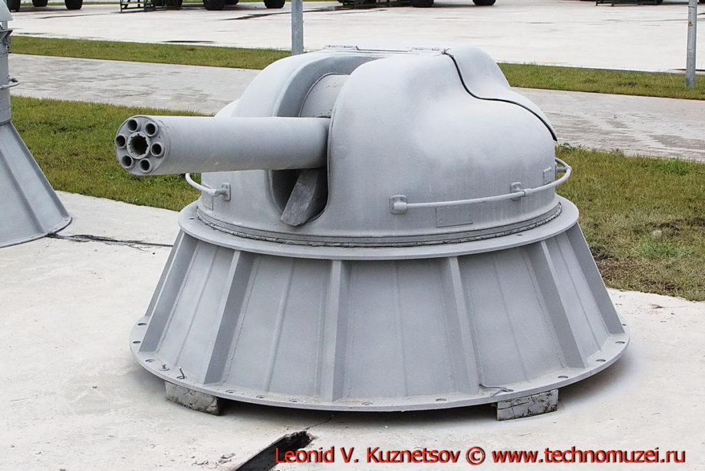 Корабельная зенитная установка АК-630 в парке Патриот