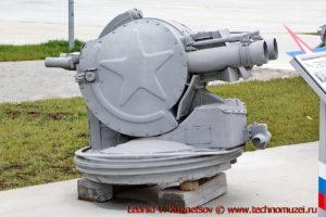 Корабельная пусковая установка ЗИФ-121 (КЛ-102) в парке Патриот