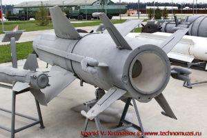 Зенитная ракета 4К60 В-611 в парке Патриот