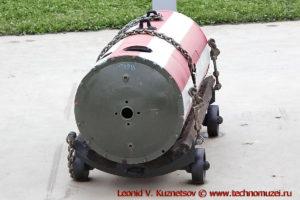Реактивная мина РМ-1 в парке Патриот