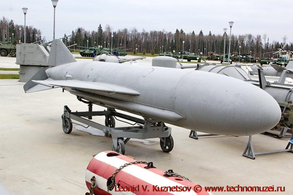 Крылатая ракета 4К40 Термит в парке Патриот