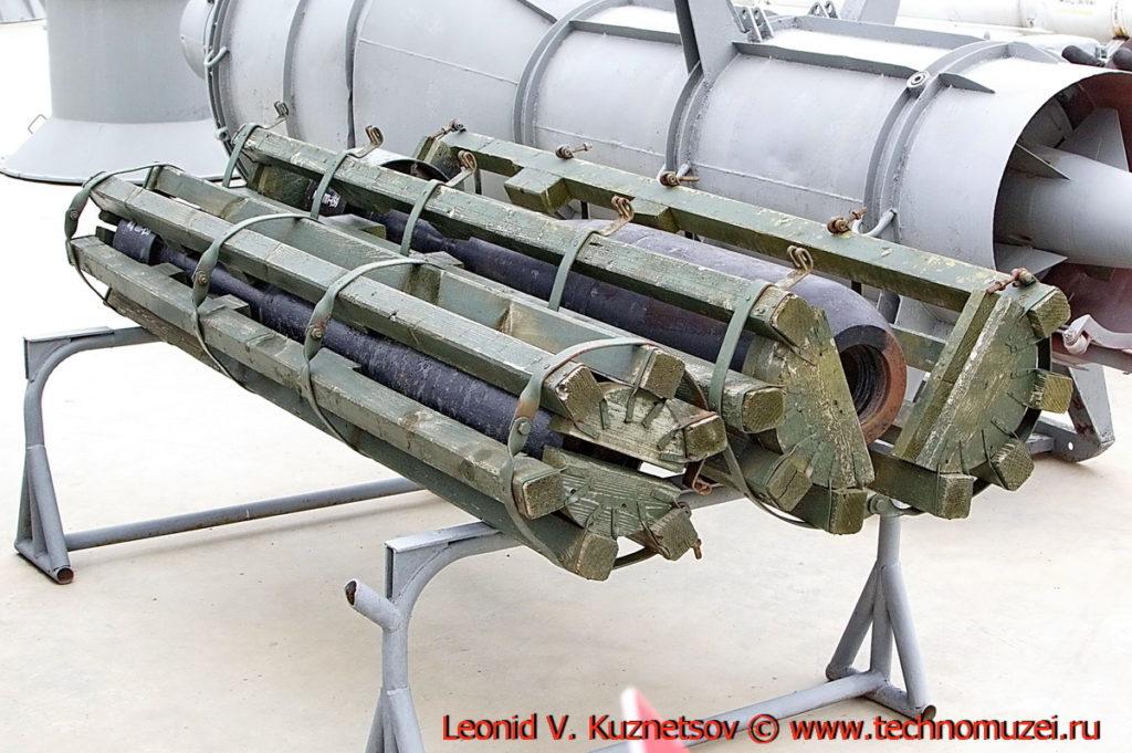 Реактивная глубинная бомба РГБ-60 в парке Патриот