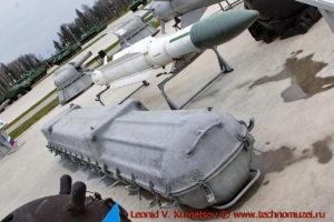 Зенитная ракета 9М38УД в парке Патриот