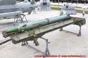 Зенитная ракета РЗ-13 9М33 в парке Патриот
