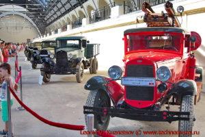 Автомобильная выставка 2014 года в павильоне Космос на ВДНХ
