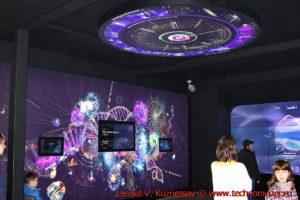 """Интерактивный павильон """"Как устроен Космос?"""" в павильоне Космос на ВДНХ"""