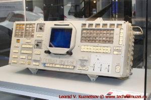 Приборы управления станциями Салют в павильоне Космос на ВДНХ