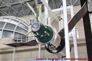 Макет орбитальной станции Салют-6 в павильоне Космос на ВДНХ