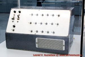 Оборудование первых пилотируемых кораблей Восток в павильоне Космос на ВДНХ