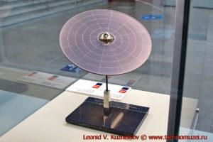 Модель гелиоракетоплана В.П.Глушко в павильоне Космос на ВДНХ