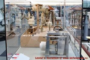 Пенетрометр для создания подвески луноходов в павильоне Космос на ВДНХ