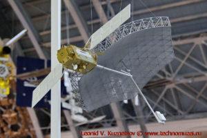 Макет спутника дистанционного зондирования Земли Кондор-Э в павильоне Космос на ВДНХ