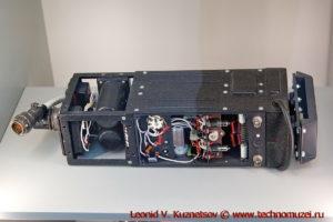 Узлы спутниковой поисково-спасательной системы Коспас-Сарсат в павильоне Космос на ВДНХ