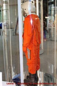 Скафандр СК-1 в павильоне Космос на ВДНХ