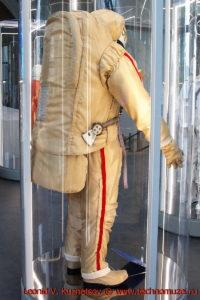 Скафандр Кречет-94 в павильоне Космос на ВДНХ