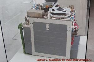 Блок системы космической связи в павильоне Космос на ВДНХ