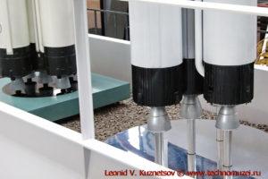 Ракеты-носители Ангара-5 в павильоне Космос на ВДНХ