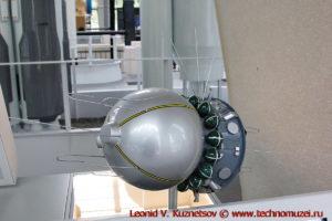 Космический корабль Восток-1 в павильоне Космос на ВДНХ
