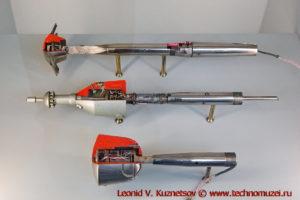Разработки РКК Энергия в павильоне Космос на ВДНХ