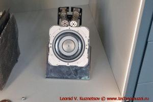 Рулевой плазменный двигатель в павильоне Космос на ВДНХ