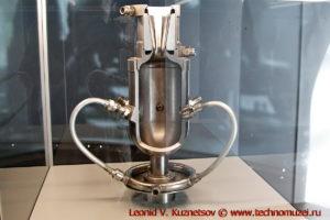Ракетный двигатель ОРМ-52 в павильоне Космос на ВДНХ