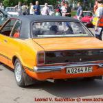 Ford Taunus GXL 1.6 1973 года на ралли Bosch Moskau Klassik 2018