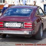 Datsun 280Z 1977 года на ралли Bosch Moskau Klassik 2018