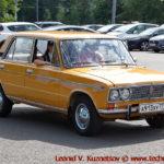 "ВАЗ-2103 ""Жигули"" 1981 года на ралли Bosch Moskau Klassik 2018"