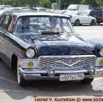 """ГАЗ-13 """"Чайка"""" 1977 года на ралли Bosch Moskau Klassik 2018"""