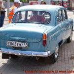 Москвич-403 1963 года на ралли Bosch Moskau Klassik 2018