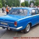 """ГАЗ-24 """"Волга"""" 1982 года на ралли Bosch Moskau Klassik 2018"""