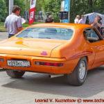 Pontiac GTO 1971 года на ралли Bosch Moskau Klassik 2018