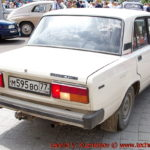 "ВАЗ-2105 ""Жигули"" на ралли Bosch Moskau Klassik 2018"
