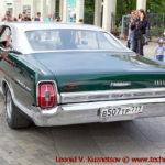 Ford Galaxy 1967 года на ралли Bosch Moskau Klassik 2018