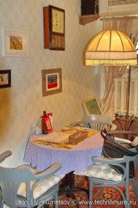 Кафе Квартирка на Васильевском острове в Санкт-Петербурге