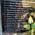 Мемориал 3-й гвардейской танковой армии в селе Сосково Орловской области