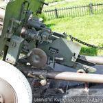 ЗиС-3 на воинском мемориале в Селково