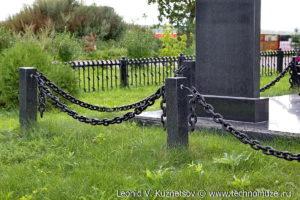 Мемориал героям войны в Селково