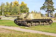 ИСУ-152 в Ленино-снегиревском Военно-историческом музее