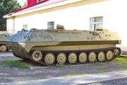 Транспортер МТ-ЛБу в Ленино-снегиревском Военно-историческом музее