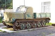 Транспортер АТ-Т в Ленино-снегиревском Военно-историческом музее