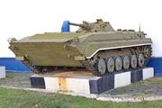 """БМП-1 у музея """"Бункер Сталина"""""""