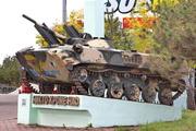 БМД-1 памятник ВДВ в Обухово