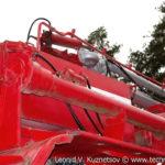 Робототехнический пожарный комплекс СЛС-100-54 Сойка у ВНИИПО в Балашихе