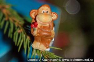 Елочная игрушка из сувенира