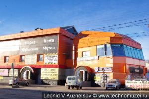 Технические арт-объекты Костромы