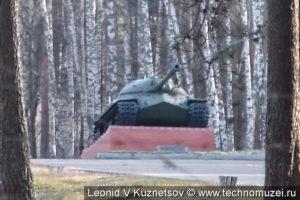 Мемориал на полигоне РХБЗ в Песочном