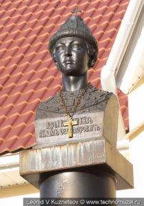Копия снесенного памятника Ивану Сусанину в Костроме