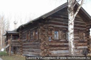 Дом крестьянина Ципелёва в этнографическом музее Костромская слобода